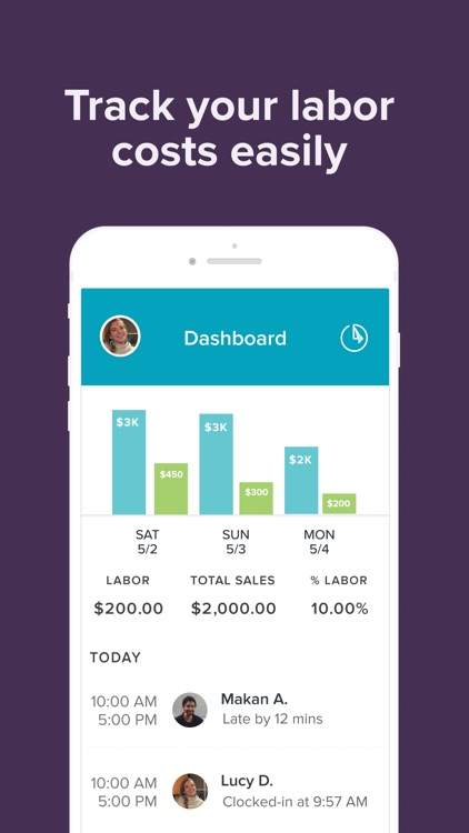 Homebase Employee Scheduling screenshot-6