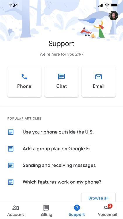 Google Fi screenshot-4