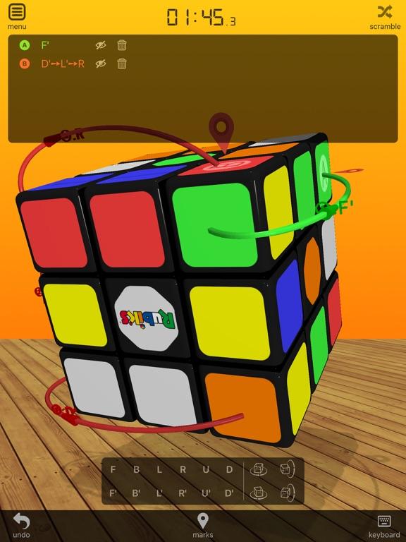 3D Rubik's Cube screenshot 7