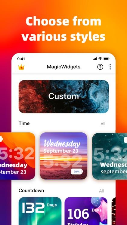 MagicWidgets - Photo Widgets
