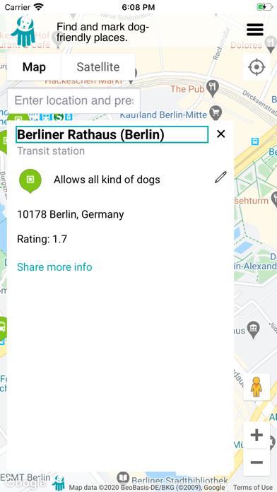 DogMapCaptura de pantalla de2