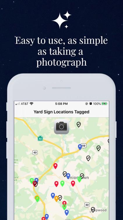 Election Sign Mapper screenshot-5