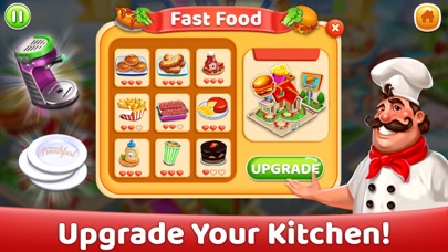 Delicious World Food Cooking screenshot 4