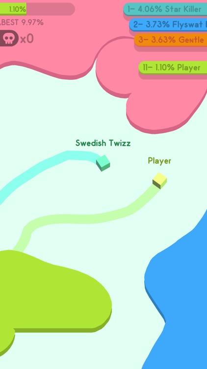 Paper.io 3D: Multiplayer screenshot-0
