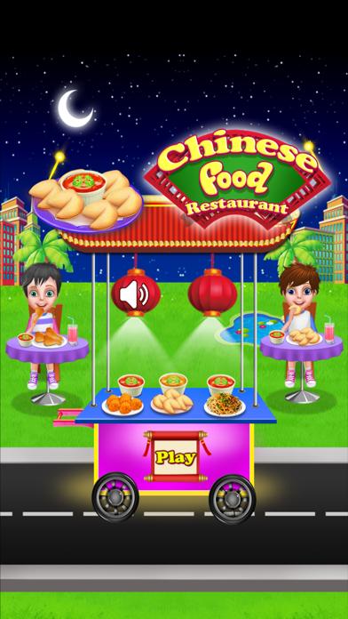 Chinese Food Restaurant screenshot one