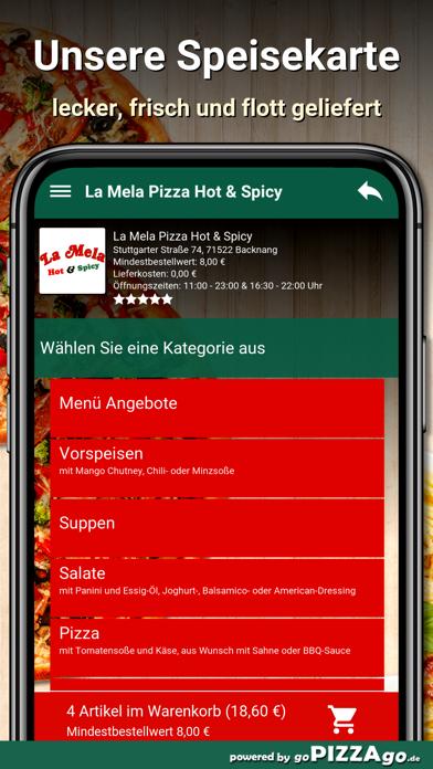 La Mela Backnang screenshot 4