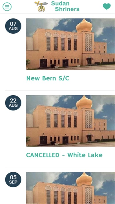 Sudan Shriners screenshot four