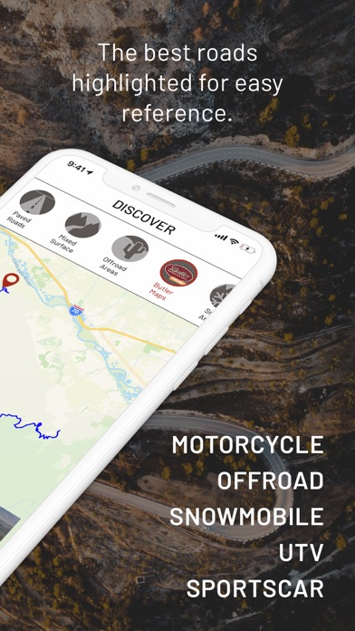 REVER: Discover, Map, Navigate Screenshot