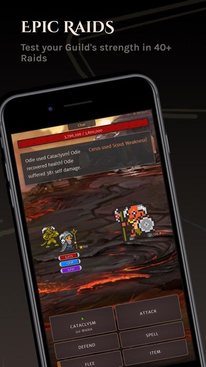 Orna: Turn based GPS RPG screenshot-3