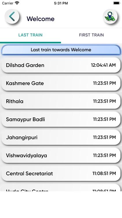 Delhi Metro Map Route and Bus screenshot-4