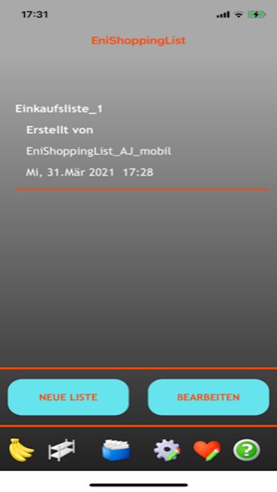 EniShoppingList screenshot 8