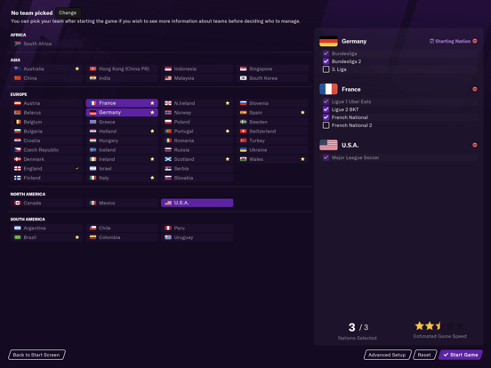 Football Manager 2021 Touch screenshot 6