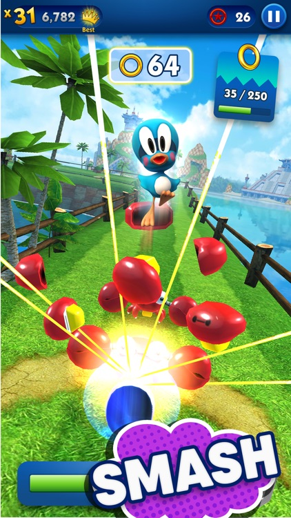 Sonic Dash - Endless Running screenshot-3