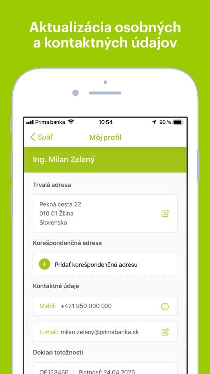 Peňaženka screenshot-4