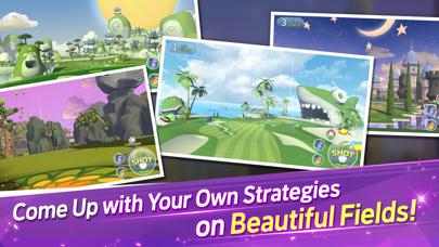 Birdie Crush: Fantasy Golf screenshot 5