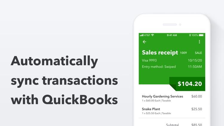 QuickBooks GoPayment POS
