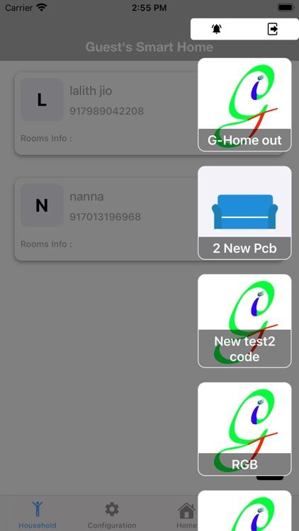 G-Smart Home screenshot-7