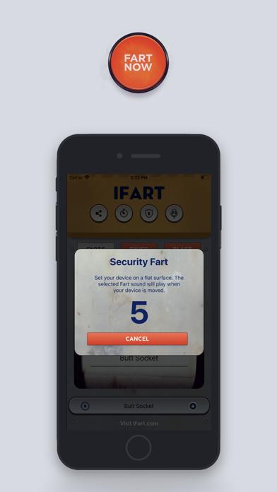iFart - Fart Sounds App Screenshots