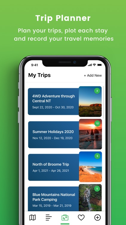 Camps Australia Wide GPS Guide screenshot-5
