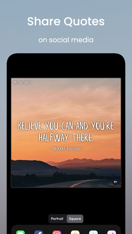 Motivation.ly- Positive Quotes screenshot-7