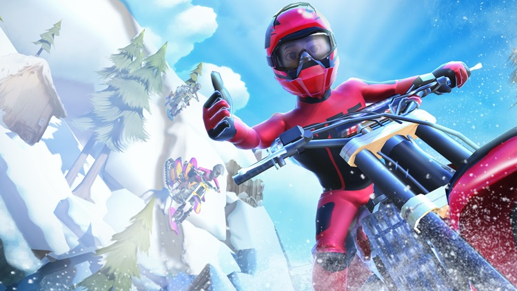 Snow Bike Racing Game