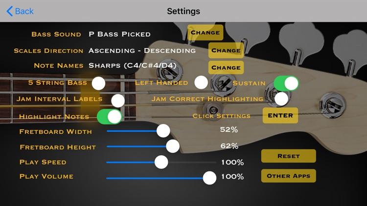 Bass Guitar Tutor screenshot-4