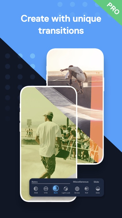 Filmr: Video Editor & Effects