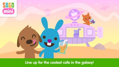 Sago Mini Super Juice Maker screenshot 1