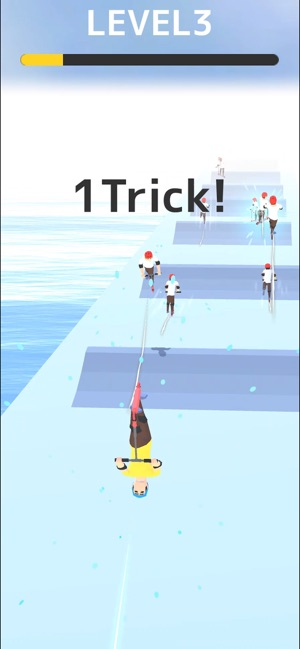 Aerial Tricks