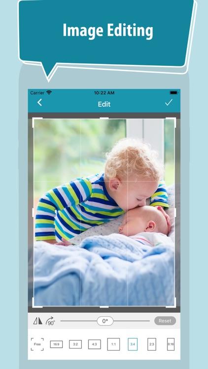 Baby Photo Editor +