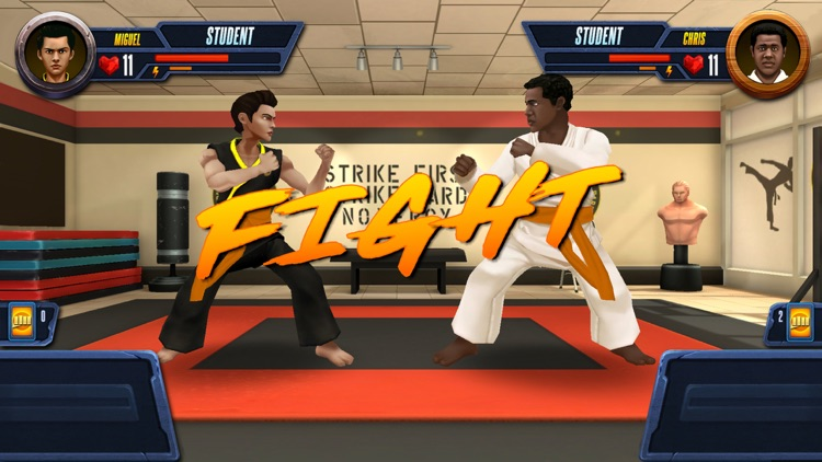 Cobra Kai: Card Fighter screenshot-4