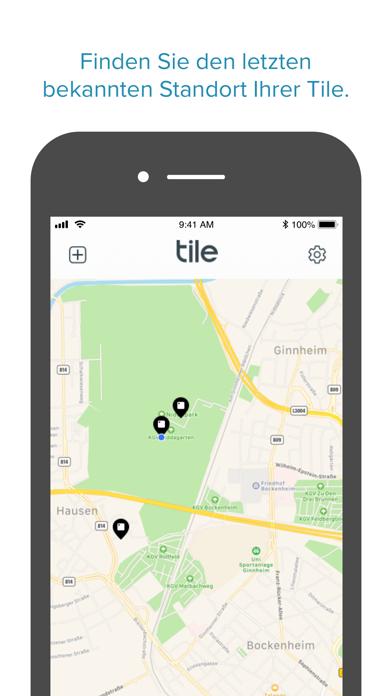Tile - Find lost keys & phoneScreenshot von 4