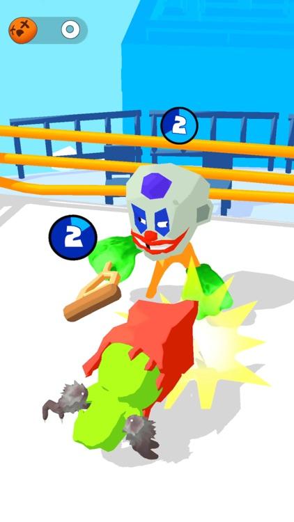 Stickman Boxing Battle 3D screenshot-5