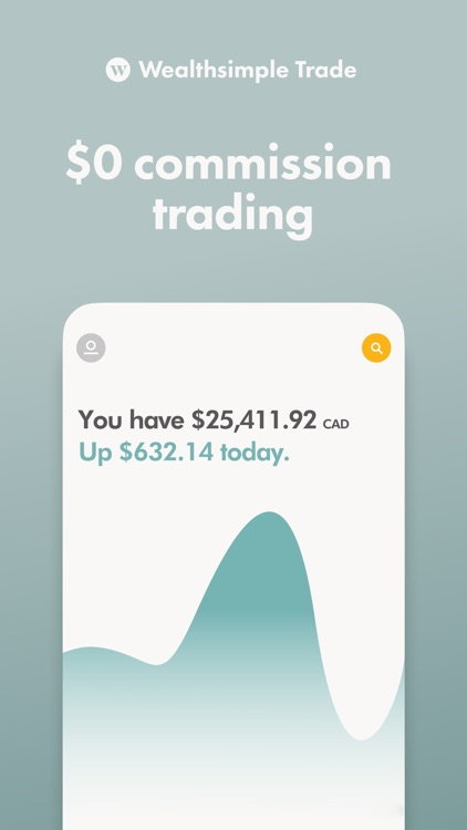 Wealthsimple Trade: Buy Stocks screenshot-0