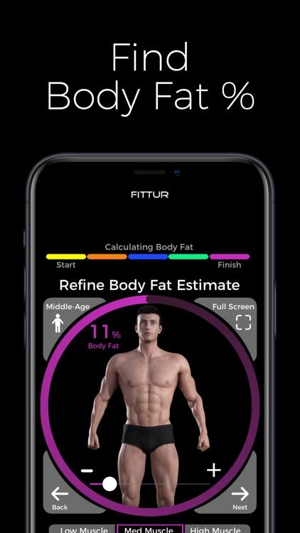 Body Fat Calculator By Fittur screenshot-7