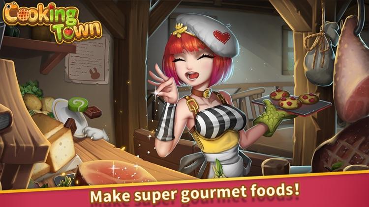 Cooking Town screenshot-6