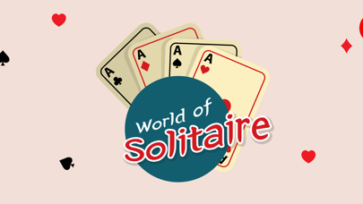 Screen Shot World of Solitaire 0