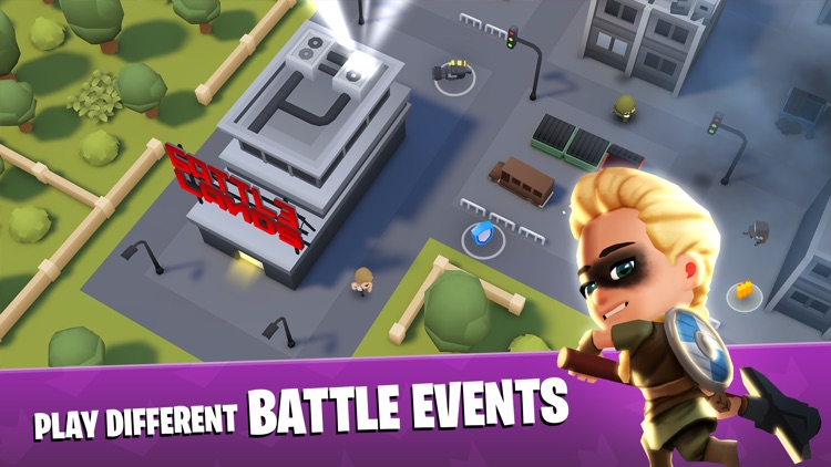 Battlelands Royale screenshot-3
