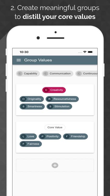 Values Finder