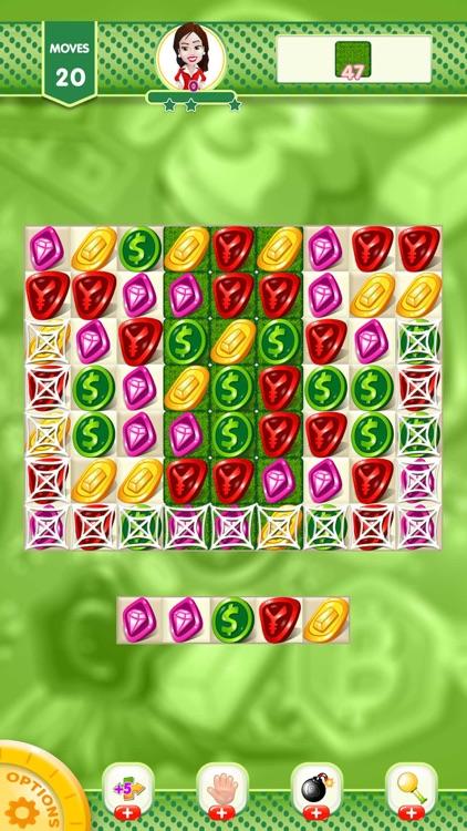 Match 3 Coin Jewel Blast screenshot-9