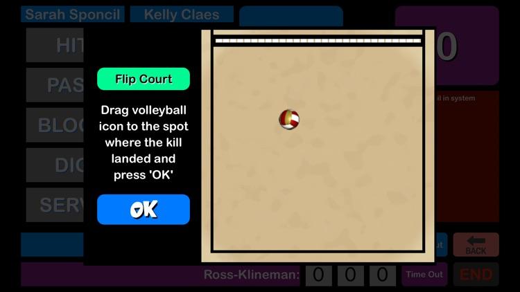BBS Beach Volleyball Stats screenshot-5