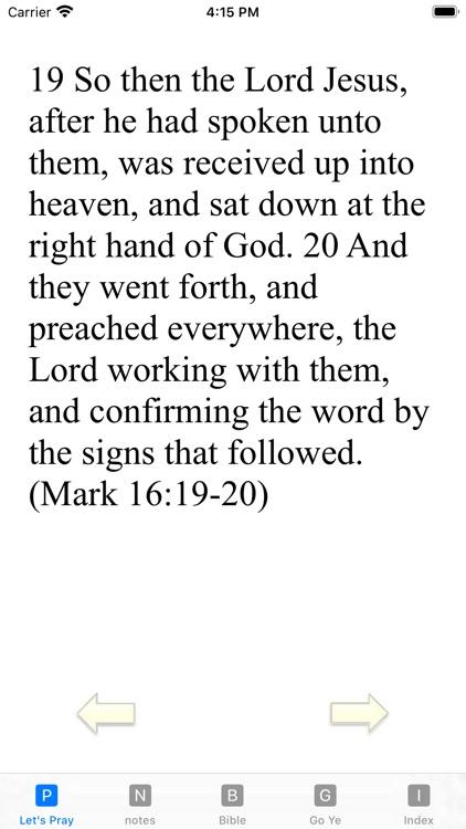 Holy Bible (ASV) screenshot-5