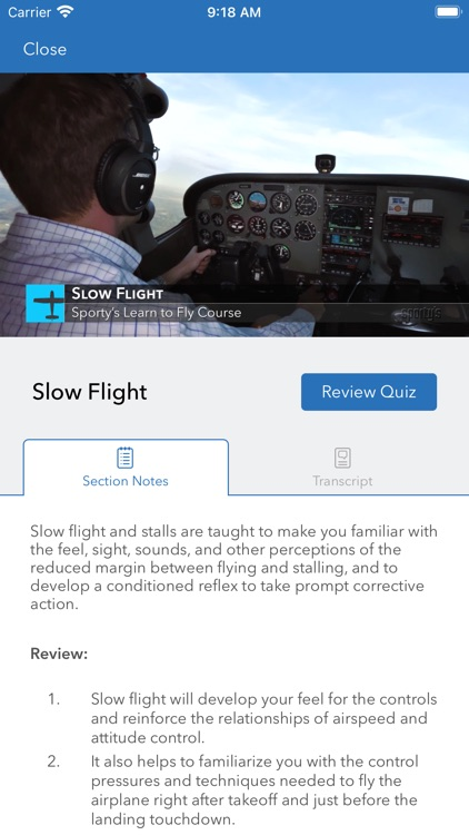 Sporty's Pilot Training