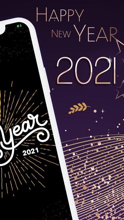 2021 Happy New Year Frames screenshot-4