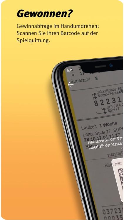 Lotto Baden-Württemberg screenshot-3