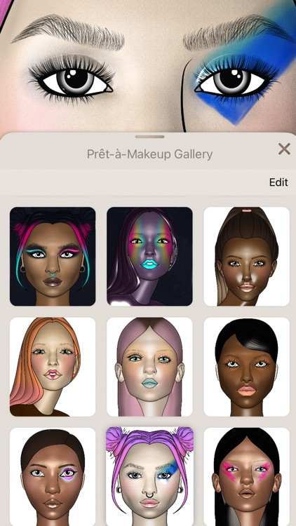 Prêt-à-Makeup screenshot-4