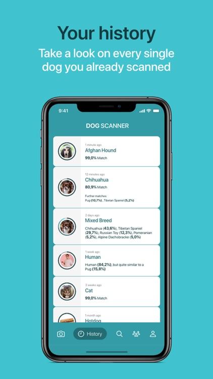 Dog Scanner screenshot-8