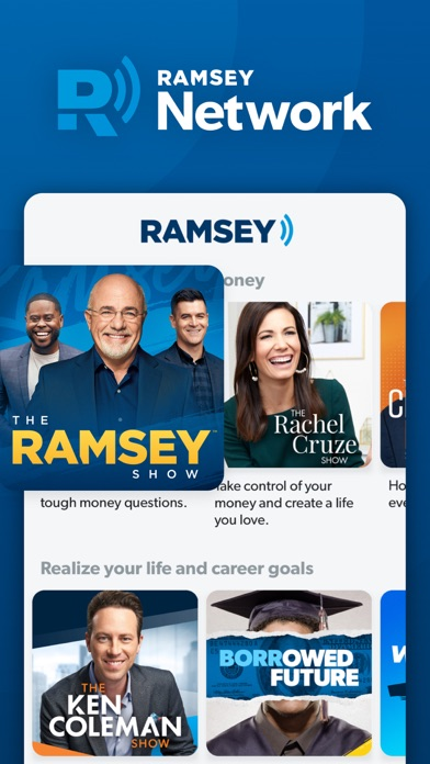 messages.download Ramsey Network software