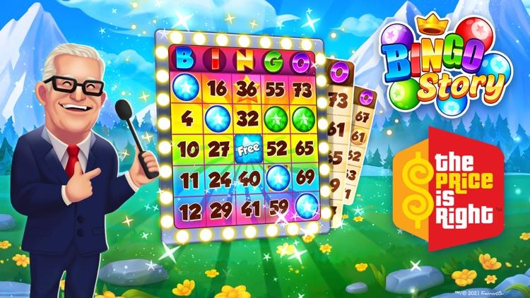 Bingo Story Live Bingo Games screenshot-0