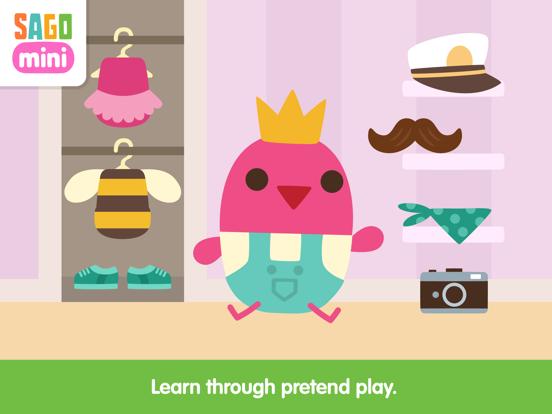 Sago Mini Babies Daycare screenshot 9